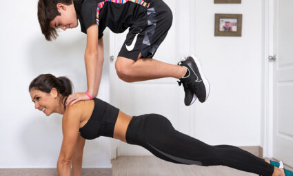 Workout for Kids: Promoting an Active Lifestyle